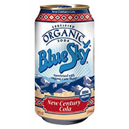 Blue Sky Organic Ginger Ale