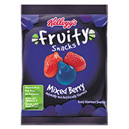 Kelloggs Fruity Snacks Mixed Berry