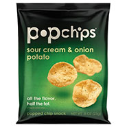 Pop Chips Sour Cream & Onion