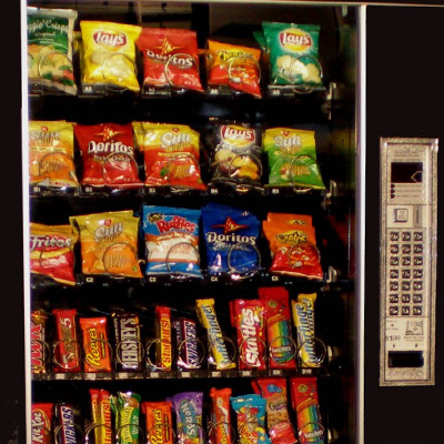 Acworth, GA vending: Two In One Machines!
