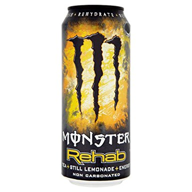 Monster Rehab