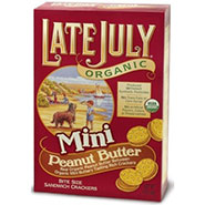 Late July Peanut Butter Crackers